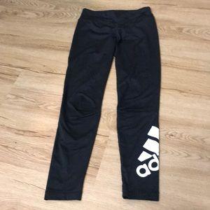 Adidas Pants size medium girls